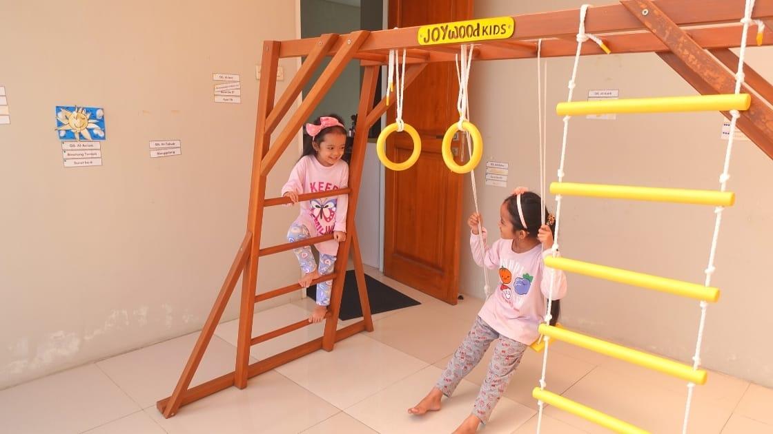 tangga brakiasi